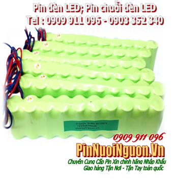 Pin đèn LED 12v-C4500mAh; Pin chuỗi đèn LED 12v-C4500mAh; Pin sạc đèn LED 12v-C4500mAh| CÒN HÀNG