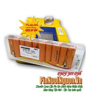Pin NiMH 12V 2100mAh for NIHON KOHDEN LCT-1912ANK P-0336; 12v 2100mAh Rechargeable Battery| ĐANG CÒN HÀNG