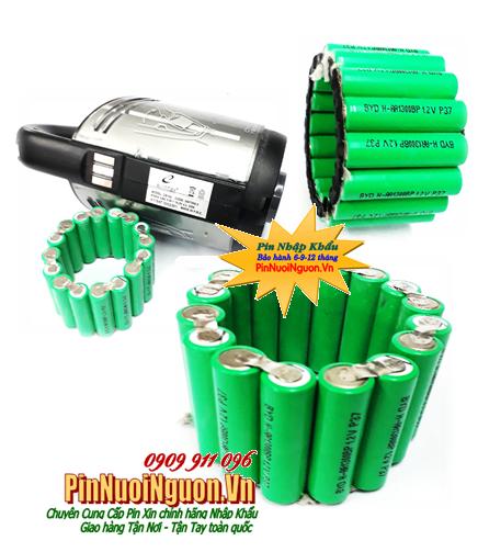 Pin máy hút bụi EUROFLEX 19.2v 1300mAh NiMh; Thay pin máy hút bụi Euroflex 19.2v 1300mAh (B.H.6 tháng)| ĐANG CÒN HÀNG