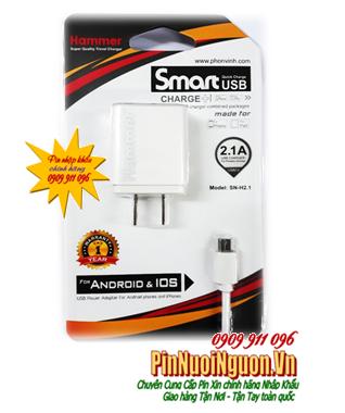 USB sạc Koracell Travel Charger USB-01 , AC100-240V, 50/60Hz, DC5V-2.0A/ sử dụng cho Sạc dự phòng dung lượng cao