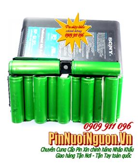 Pin máy quay phim chuyên dụng Sony BP-GL95 14.4v 6600mAh, Pin sạc Lithium Li-Ion 14.4v 2600mAh| CÒN HÀNG
