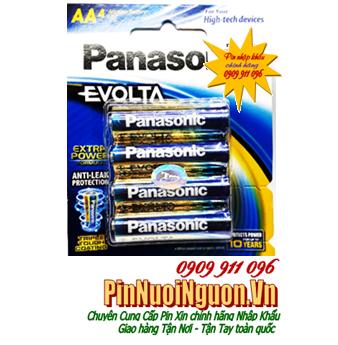 Pin Panasonic Evolta LR6EG/4B - AA - 1.5V (HSX: Panasonic Nhật)/ hàng có sẳn