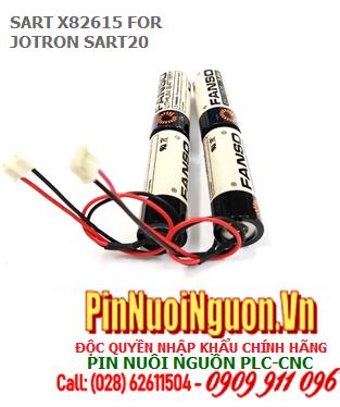 Pin SART X82615 FOR JOTRON SART20; Pin nuôi nguồn SART X82615 FOR JOTRON SART20| Còn hàng