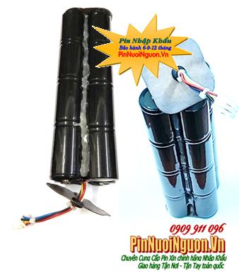 Pin sạc máy đo điện tim 19.2v; Thay pin máy đo điện tim 19.2v - Pin sạc NiMh | Bảo hành 6 tháng| CÒN HÀNG
