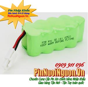 Pin sạc khối D5000mAH-10.8V - (Dx9cells)bảo hành 03 tháng/ hàng có sẳn