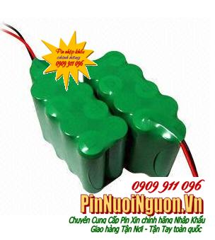 Pin sạc khối AAA650mAh-10.8V (AAAx9cells)