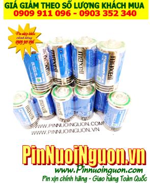 Pin Maxell R14C; Pin R14C; Pin trung C 1.5v Maxell R14C  Super Power ACE _ Vỉ 2viên | HẾT HÀNG