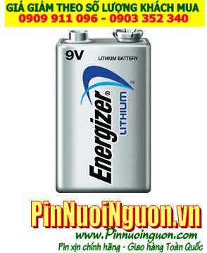Pin Energizer PP3, U9VL-JP; Pin 9v Lithium Energizer PP3, U9VL-JP _ 1Viên | HẾT HÀNG-Sử dụng FANSO ER-9V thay thế