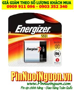 Pin Energizer CR-P2; Pin CR-P2; Pin 6v Lithium Energizer CR-P2 _ Vỉ 1viên