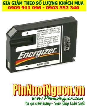 Pin Energizer 4LR61, J539 -Thay Ruột Mới Pin Energizer 4LR61, J539 Alkaline 6v | CÓ SẲN PIN