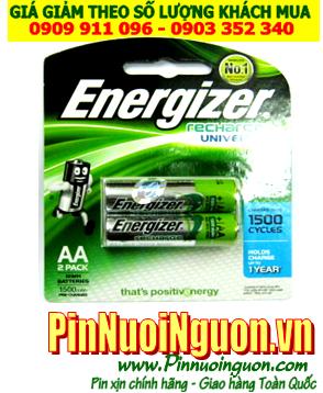 Energizer NH15-PPRP2; Pin sạc AA 1.2v Energizer NH15-PPRP2  AA1300mAh _ Vỉ 2viên | HẾT HÀNG