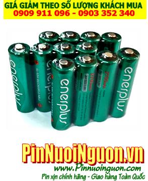 EnerPlus HR6, AA2700mAh; Pin sạc AA 1.2v EnerPlus HR6, AA2700mAh _ Vỉ 4viên