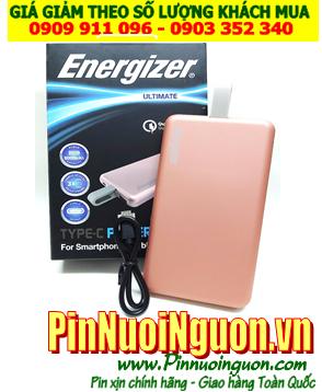 Pin sạc dự phòng Energizer UE8002CQ Power Bank 8000mAh - cổng sạc USB Type _Bảo hành 1 năm