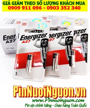 Pin 12V _Pin A27 _Pin Energizer A27; Pin 12v Alkaline Energizer A23 Pin Remote _Vỉ 1viên