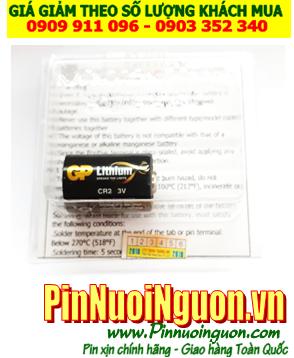 Pin GP CR2-2U1 Photo Lithium 3V, Pin Lithium 3V CR2 chính hãng GP | Hàng có sẳn - mẫu mới sản xuất chống giả của hãng