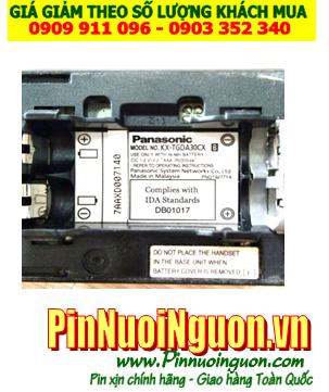 Pin điện thoại bàn Panasonic KX-TGDA30CX  (Pin sạc Panasonic 1.2v AAA NiMh 550mAh) chính hãng| HÀNG CÓ SẲN