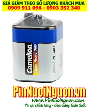 Pin 4R25: Pin Lantern 4R25: Pin đèn pin chiếu sáng 6V Latern 4R25 Heavy Duty chính hãng Camelion | HẾT HÀNG
