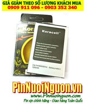 Pin điện thoại di động Samsung Galaxy Note 3 - 3200mAh - 3.7v chính hãng | có sẳn hàng-Bảo hành 1 năm