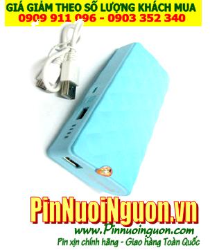 Pin sạc dự phòng KORACELL KORA-012 với 10 400mAh (màu xanh ) chính hãng| Bảo hành 1 năm