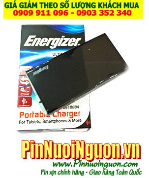 Pin sạc dự phòng Energizer Ultimate UE10004 với 10 000mAh chính hãng Energizer | hàng có sẳn