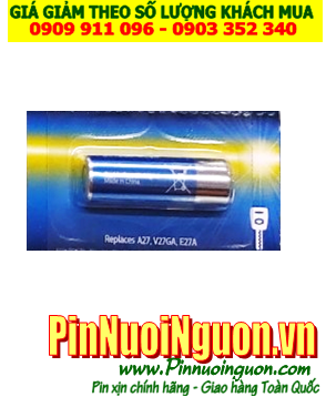 Pin 12v _Pin A27 V27GA E27A; Pin Philips A27 V27GA E27A Alkaline 12v _Pin Remote _1viên