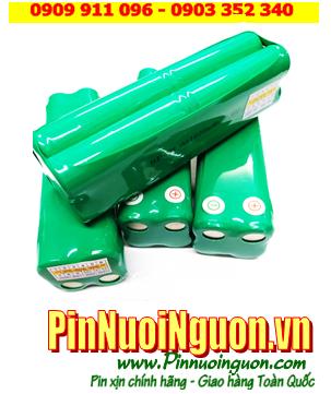 Pin iRobot 9.6v 800mAh; Pin sạc iRobot 9.6v 800mAh; Pin iRobot lau nhà hút bụi 9.6v 800mAh | CÒN HÀNG