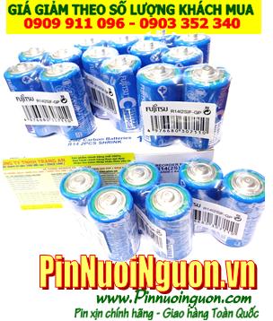 COMBO 1 hộp 20viên Pin Fujitsu R14(2S)F-GP General Purpose Carbon Zin_Giá chỉ 125.000đ/ Hộp 20 viên
