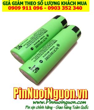 Pin sạc Li-Ion 3,7V Panasonic NCR18650BE-3200mAh với dòng xả 10A chính hãng Panasonic Nhật - Made in Japan  TẠM HẾT HÀNG