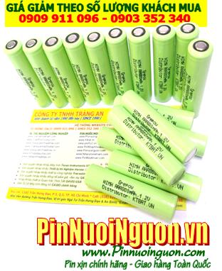 Pin sạc công nghiệp NiMh 1,2v AAA700mAh - Pin cell công nghiệp NiMh 1,2v AAA700mAh| có sẳn hàng