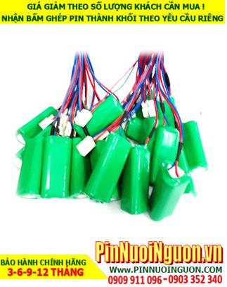 Pin đèn Eixt 3.6v-AAA800mAh; Pin đèn sự cố 3.6v-AAA800mAh; Pin đèn khẩn cấp 3.6v-AAA800mAh; Pin sạc NiMh 3.6v-AAA800mAh