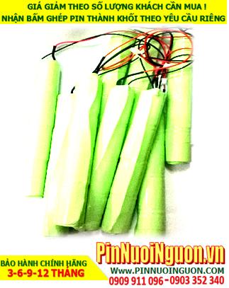 Pin sạc 4.8v-C2500mAh; Pin đèn khẩn cấp 4.8v-C2500mAh, Pin đèn exit4.8v-C2500mAhh, Pin đèn chiếu sáng 4.8v-C2500mAh| HÀNG CÓ SẲN