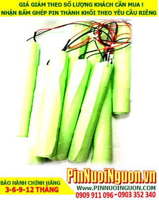 Pin sạc đèn Exit Paragon 4.8v-SC2400mAh, Pin đèn khẩn cấp thoát hiểm Paragon 4.8v-SC2400mAh chính hãng có chứng chỉ C/O nhà máy| Bảo hành 1 năm