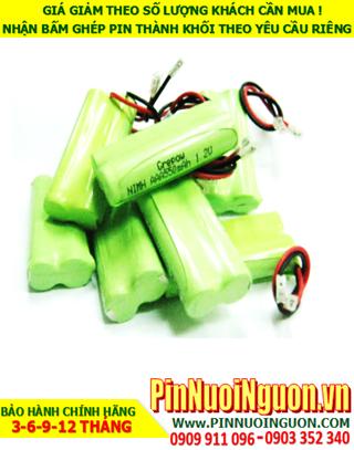 Pin sạc 2.4v AAA550mAh; Pin sạc NiMh NiCd 2.4v AAA550mAh; Pin sạc khối 2.4v AAA550mAh; Pin sạc công nghiệp 2.4v AAA550mAh