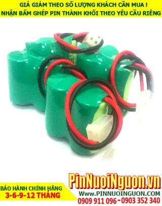 Pin sạc 2.4v SC1800mAh; Pin sạc NiMh NiCd 2.4v SC1800mAh; Pin sạc khối 2.4v SC1800mAh; Pin sạc công nghiệp 2.4v SC1800mAh