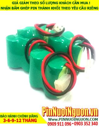 Pin sạc 2.4v SC2000mAh; Pin sạc NiMh Nicd 2.4v SC2000mAh; Pin sạc khối 2.4v SC2000mAh; Pin sạc công nghiệp 2.4v SC2000mAh