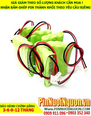 Pin sạc 3.6v AAA500mAh; Pin sạc NiMh NiCd 3.6v AAA500mAh; Pin sạc khối 3.6v AAA500mAh; Pin sạc công nghiệp 3.6v AAA500mAh