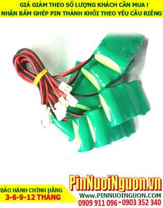 Pin sạc 3.6v 2/3AA 550mAh; Pin sạc NiMh NiCd 3.6v 2/3AA 550mAh; Pin sạc khối 3.6v 2/3AA 550mAh; Pin sạc công nghiệp 3.6v 2/3AA 550mAh