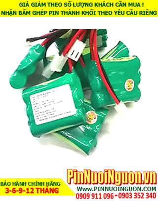 Pin sạc 3.6v AA700mAh; Pin sạc NiMh NiCd 3.6v AA700mAh; Pin sạc khối 3.6v AA700mAh; Pin sạc công nghiệp 3.6v AA700mAh