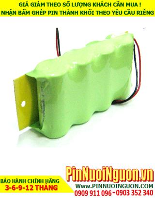 Pin sạc 4.8v SC2000mAh; Pin sạc NiMh NiCd 4.8v SC2000mAh; Pin sạc khối 4.8v SC2000mAh; Pin sạc công nghiệp 4.8v SC2000mAh