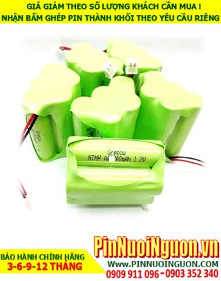 Pin sạc 6v SC250mAh; Pin sạc NiMh NiCd 6v SC250mAh; Pin sạc khối 6v SC250mAh; Pin sạc công nghiệp 6v SC250mAh