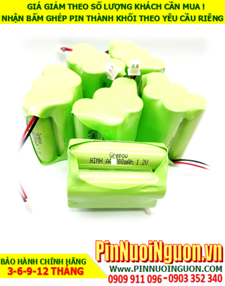 Pin sạc 6v SC3000mAh; Pin sạc NiMh NiCd 6v SC3000mAh; Pin sạc khối 6v SC3000mAh; Pin sạc công nghiệp 6v SC3000mAh