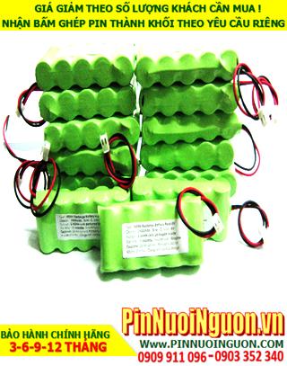 Pin sạc 6v SC2500mAh; Pin sạc NiMh NiCd 6v SC2500mAh; Pin sạc khối 6v SC2500mAh; Pin sạc công nghiệp 6v SC2500mAh