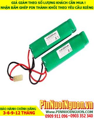 Pin sạc 10.8v SC2000mAh; Pin sạc NiMh NiCd 10.8v SC2000mAh; Pin sạc khối 10.8v SC2000mAh; Pin iRobot 10.8v SC2000mAh