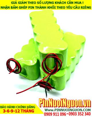 Pin sạc 12v-C2500mAh; Pin sạc NiMh NiCd 12v-C2500mAh; Pin sạc khối 12v-C2500mAh; Pin sạc công nghiệp 12v-C2500mAh
