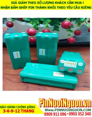 Pin sạc 14.4v AA1000mAh; Pin sạc NiMh NiCd 14.4v AA1000mAh; Pin sạc khối công nghiệp 14.4v AA1000mAh; Pin iRobot 14.4v AA1000mAh
