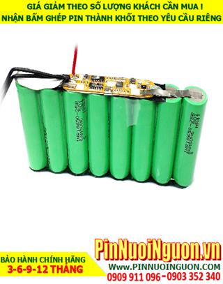 Pin sạc 14.8v-5000mAh; Pin sạc Lithium Li-Ion 14.8v-5000mAh; Pin sạc công nghiệp Lithium Li-ion 14.8v-5000mAh