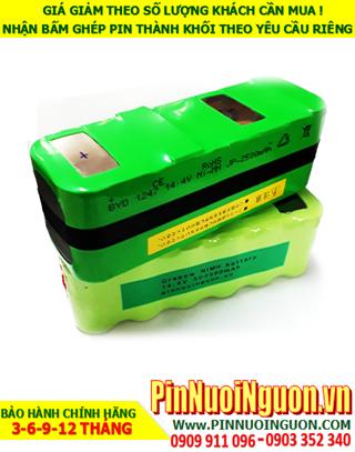 Pin sạc 14.4v-SC2500mAh; Pin sạc NiMh 14.4v-SC2500mAh; Pin sạc khối 14.4v-SC2500mAh; Pin sạc iRobot 14.4v-SC2500mAh