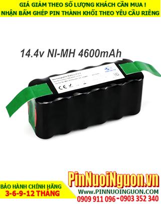 Pin sạc 14.4v-4600mAh; Pin sạc NiMh 14.4v-4600mAh; Pin sạc khối 14.4v-4600mAh; Pin sạc công nghiệp 14.4v-4600mAh