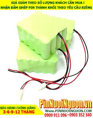 Pin sạc 24v C2500mAh; Pin sạc NiMh NiCd 24v C2500mAh; Pin sạc khối 24v C2500mAh; Pin sạc công nghiệp 24v C2500mAh