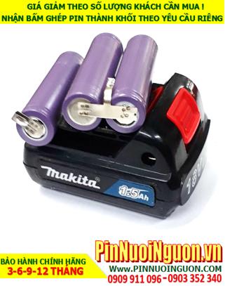 Pin sạc Makita 18v-1.5AH; Pin sạc Lithium Li-ion Makita 18v-1.5AH; Pin máy khoan Makita 18v-1.5AH _Thay pin Makita 18v-1.5AH